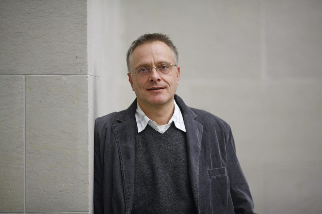 Autor Michael Roes