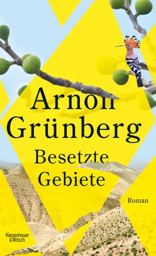 """Cover der deutschen Ausgabe von """"Besetzte Gebiete"""""""