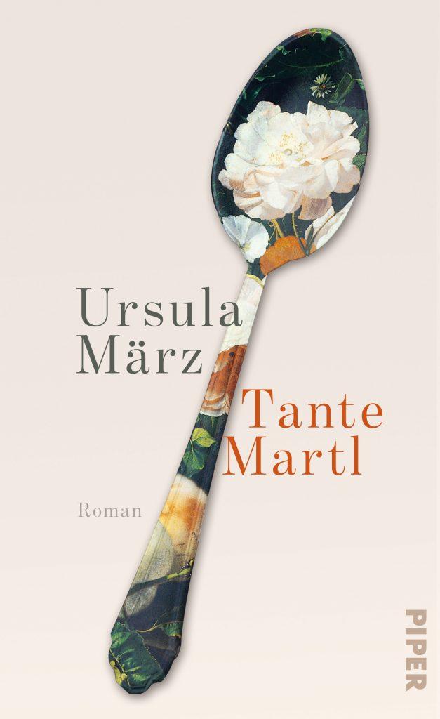 """Buchcover des Romans """"Tante Martl"""""""
