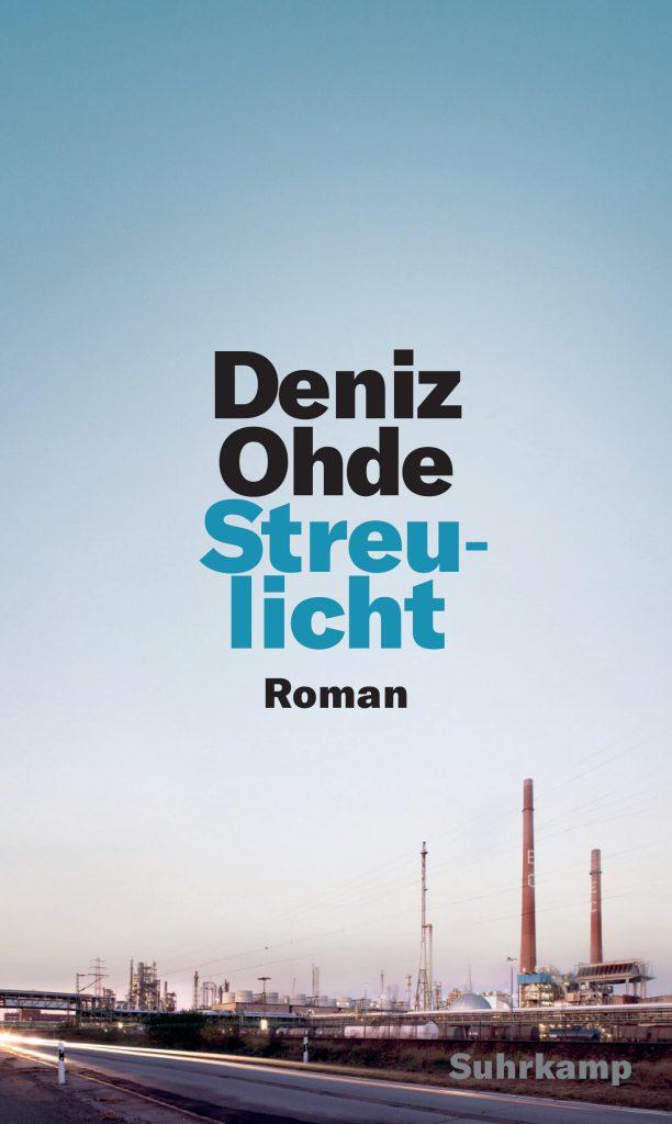 """Cover des Romans """"Streulicht"""""""