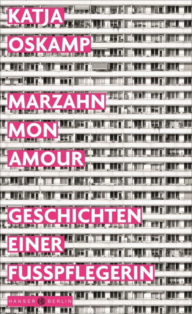 """Cover des Romans """"Marzahn mon Amour"""""""