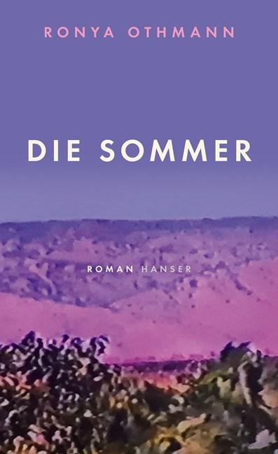 "Cover des Romans ""Die Sommer"""