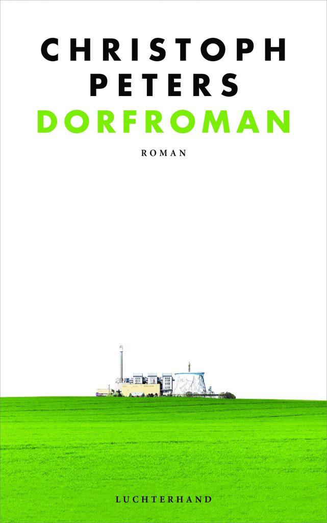 "Cover des Buchs ""Dorfroman"""