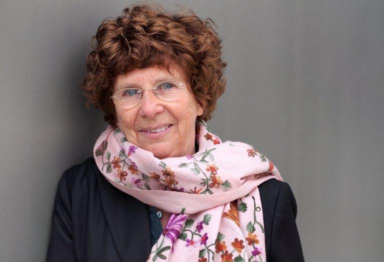 Portrait Sylvie Schenk