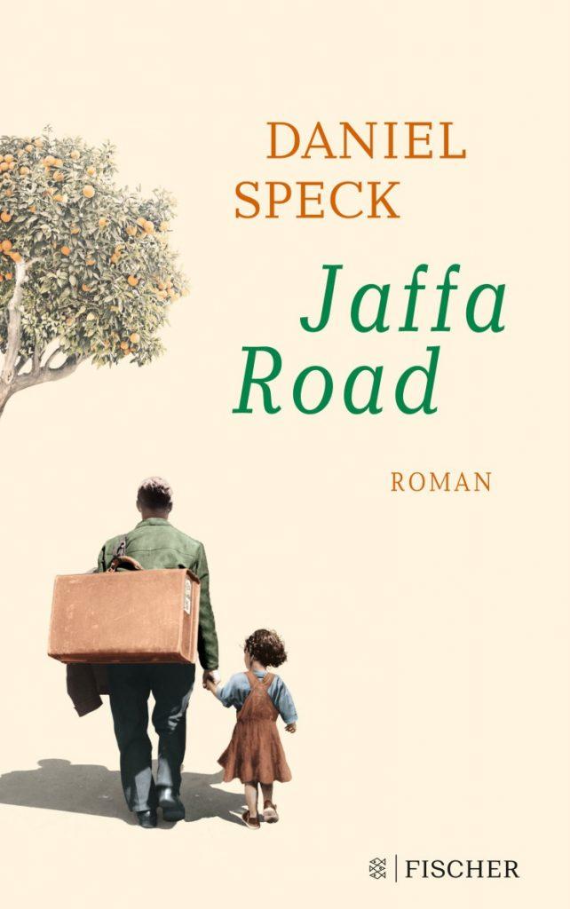"""Cover """"Jaffa Road"""""""