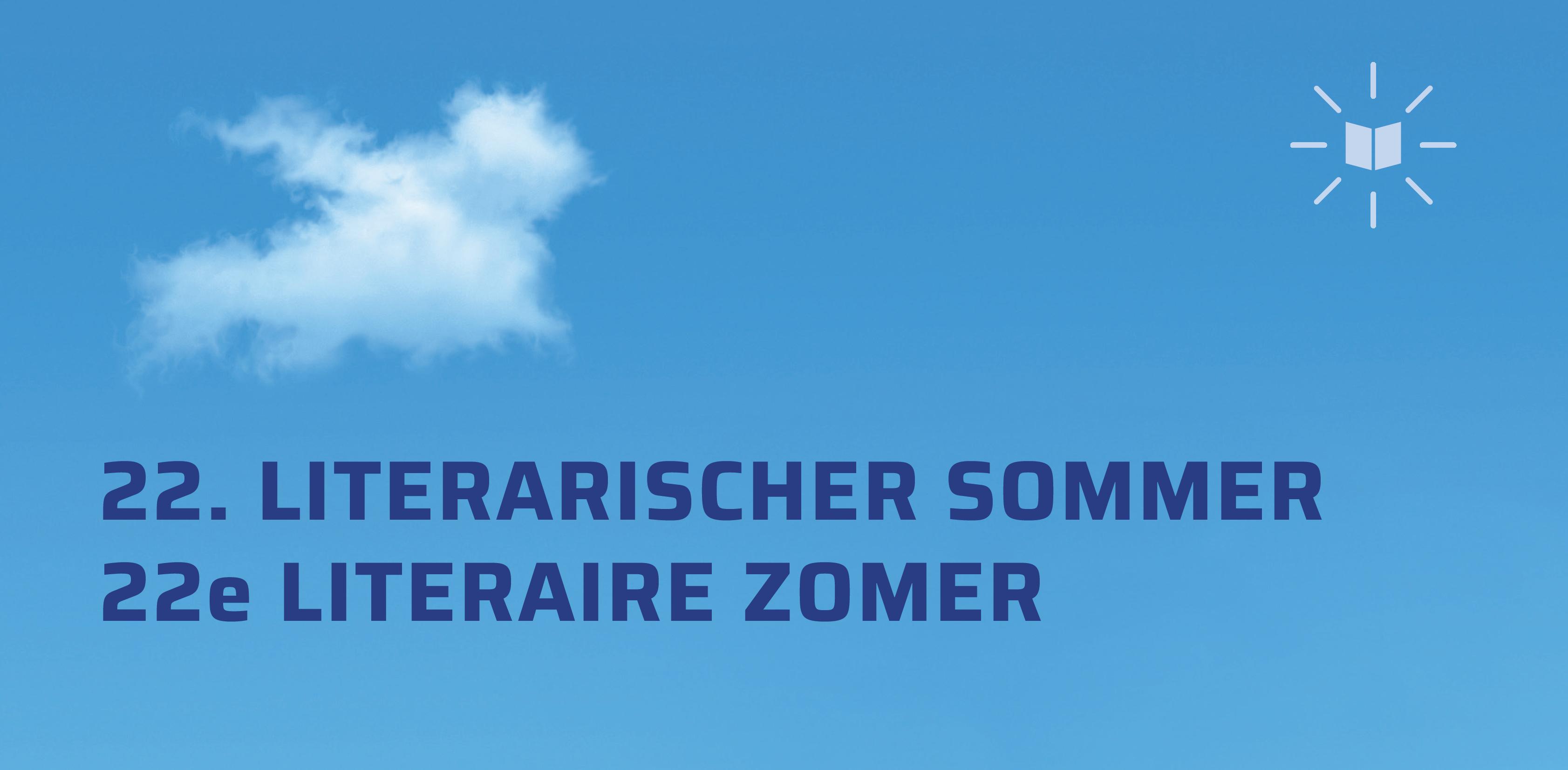 Literarischer Sommer 2022